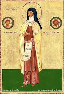 30 septembrie / Sfânta Tereza de Lisieux