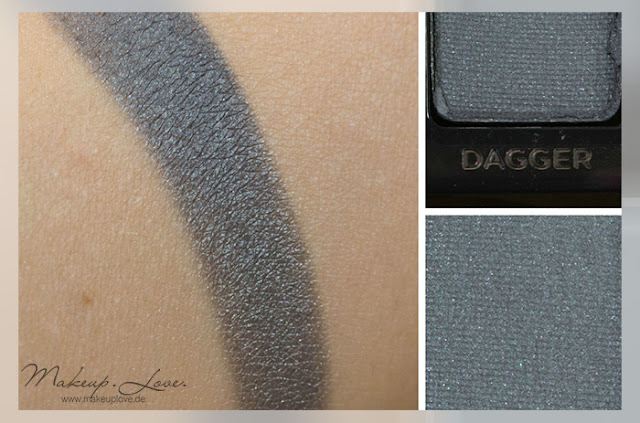 Urban Decay Naked Smoky Palette Review Swatches Dagger