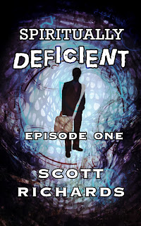 http://www.amazon.ca/Spiritually-Deficient-Episode-Scott-Richards-ebook/dp/B00FK8ZBRY/ref=sr_1_1?s=digital-text&ie=UTF8&qid=1383671622&sr=1-1&keywords=Spiritually+Deficient+-+Episode+One