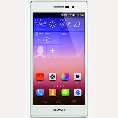 Huaei P7-L07 Official Firmware B615