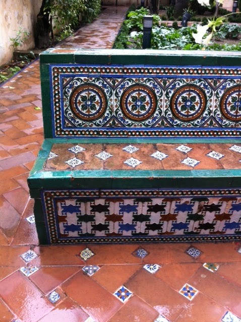 1000 images about spanish style decor on pinterest for Spanish decorative tile