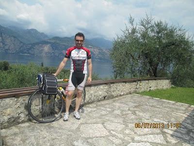 GIRO COSTA ITALIANA IN BICI