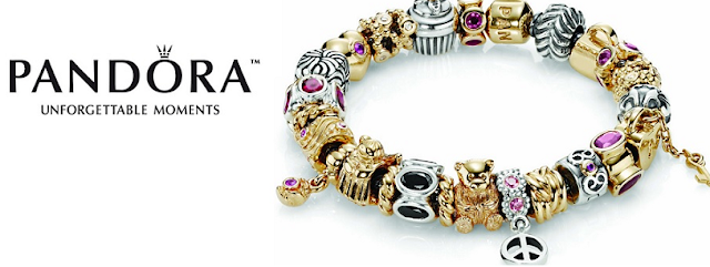 Onde comprar pulseiras e pingentes Pandora em Nova York