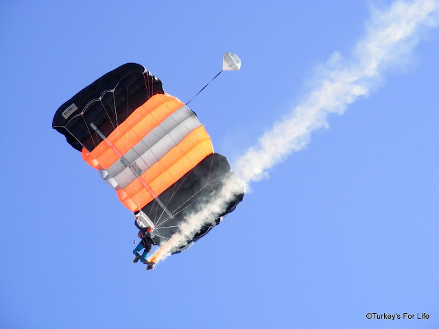 Skydiver Display, Ölüdeniz 2012
