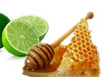 Cara mengobati radang tenggorokan, 2. Kombinasi jeruk lemon dan madu