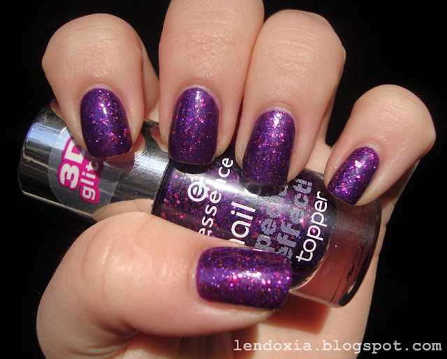 essence top coat sa sljokama