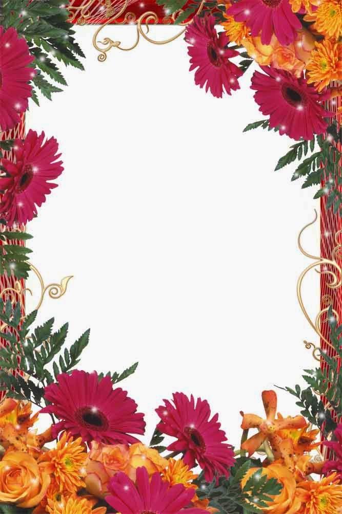 http://hebadesign.blogspot.com/2015/01/flower-frame.html