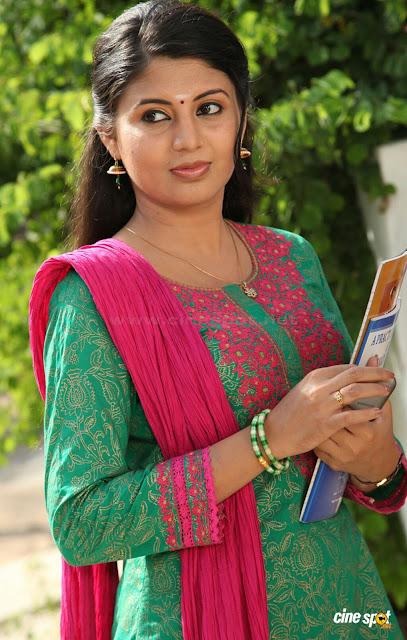Nimisha Suresh in churidhar