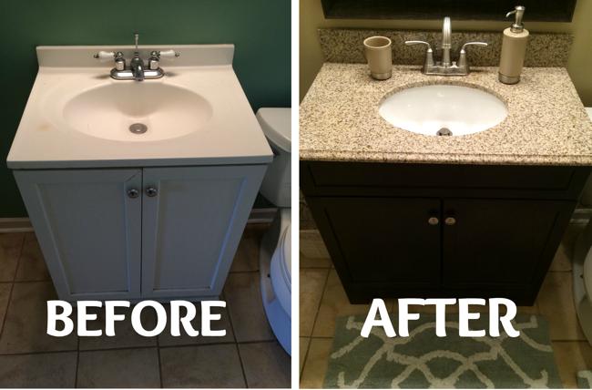 Bathroom Mirror Not Centered mamarazzi: sparks home remodel {{bathroom edition}}