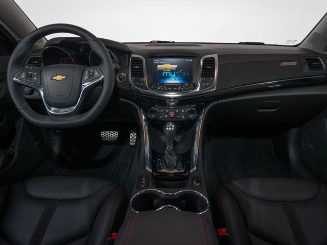 Chevrolet SS 2014 interior