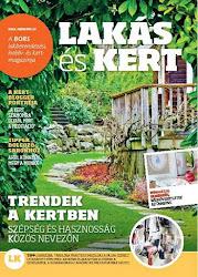 Bors - Lakás és Kert Magazin