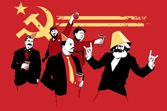 Peter Costea 🔴 O nouă tentație umanistă și anti-valori: comunismul de lux