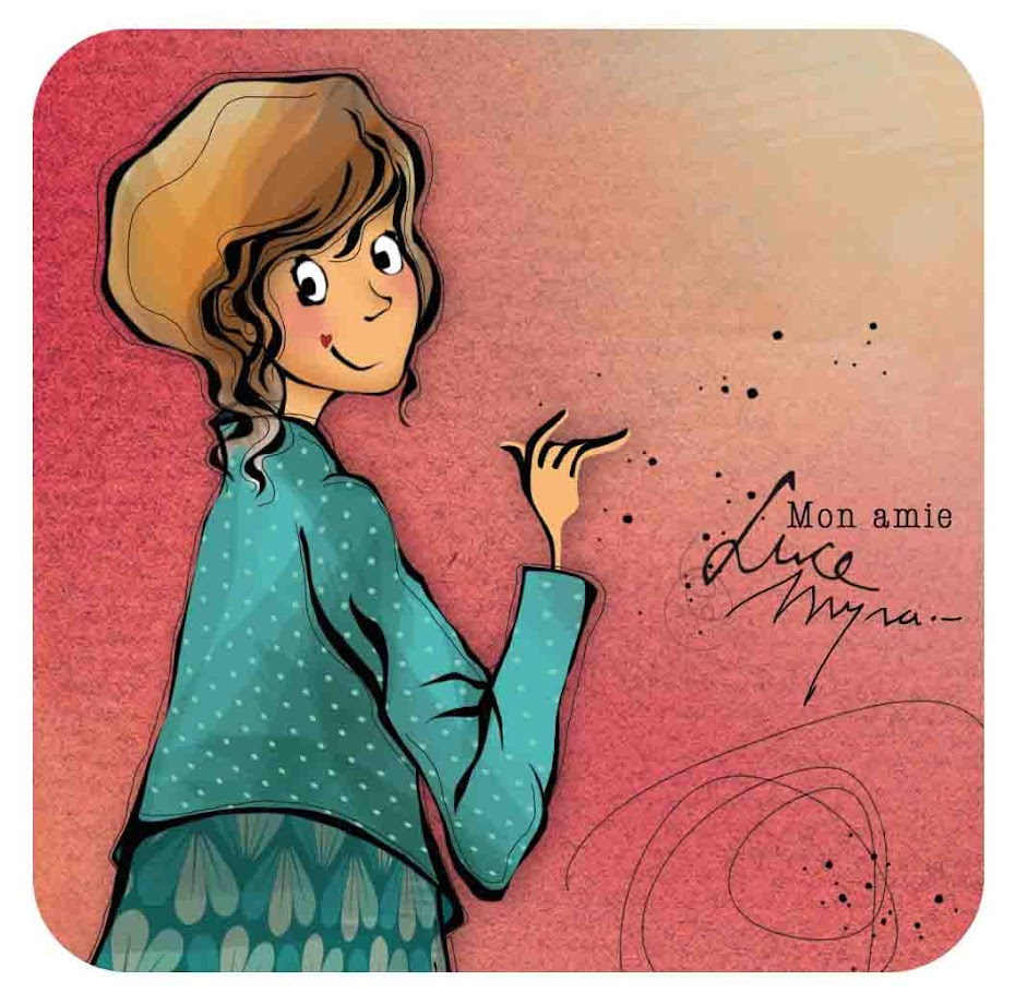 Illustratrice pour divers projets.