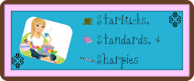 Starbucks, Standards, & Sharpies