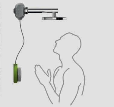 Душевая система Tank