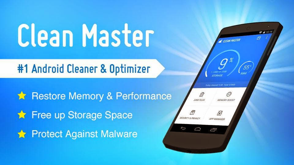 Clean Master ( Cleaner ) Android