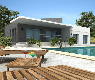 Perfect Villa Design Image