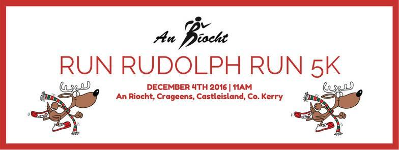 Run Rudolph Run 5K