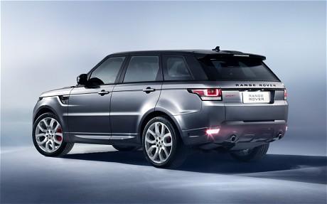 Clever Bulletin 2013 All New Range Rover Sport Revealed