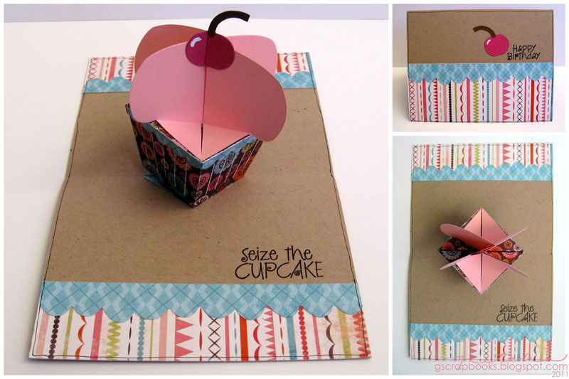 Sizzix Die Cutting Inspiration And Tips Seize The Cupcake