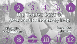 Twelve Days of New Adult Giveaway Hop