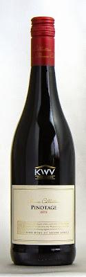 KWV ピノタージュ 赤 2012
