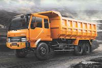 harga truck fuso fn527ml baru