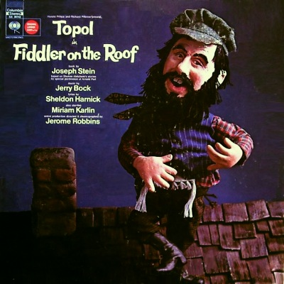 Music Is The Best Topol In Fiddler On The Roof Original
