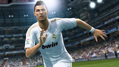 Cristiano Ronaldo PES 2013 screenshot