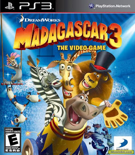 Download Madagascar 3 The Video Game PS3