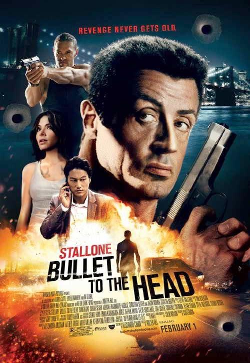 Viên Đạn Vào Đầu - Bullet To The Head - 2012