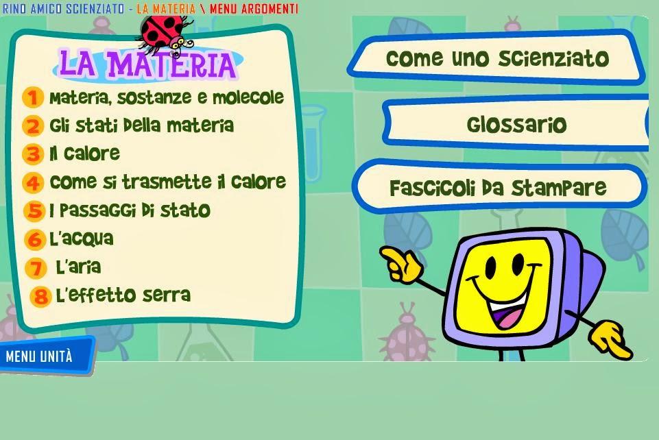 http://www.pianetascuola.it/risorse/media/primaria/adozionali/rino_scienze/materia/argomenti.html