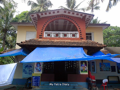 Hare Rama Hare Krishna ISKCON temple in Kannur, Kerala