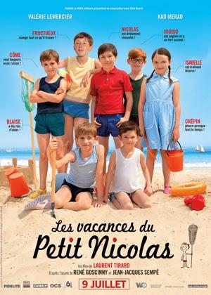 Les vacances du petit Nicolas 2 2014 poster