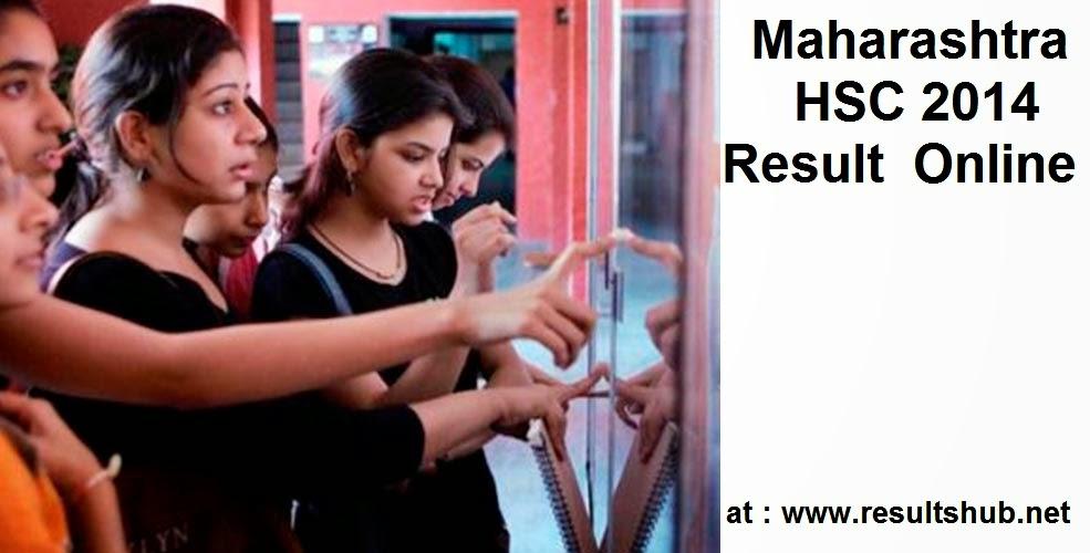 Maharashtra HSC 2014 Result Check Now