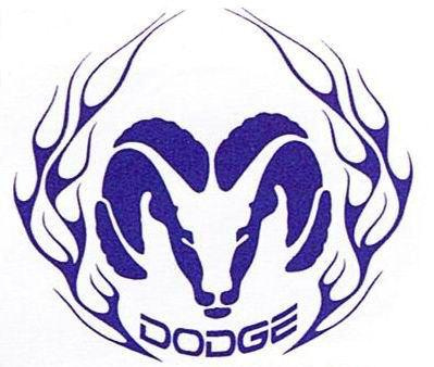 history of all logos all dodge logos