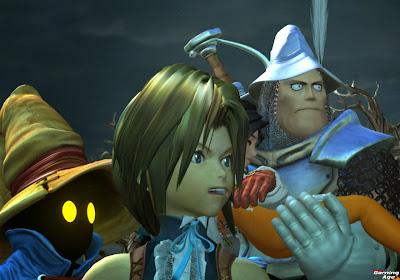 Screenshots Final Fantasy 9 PT/BR
