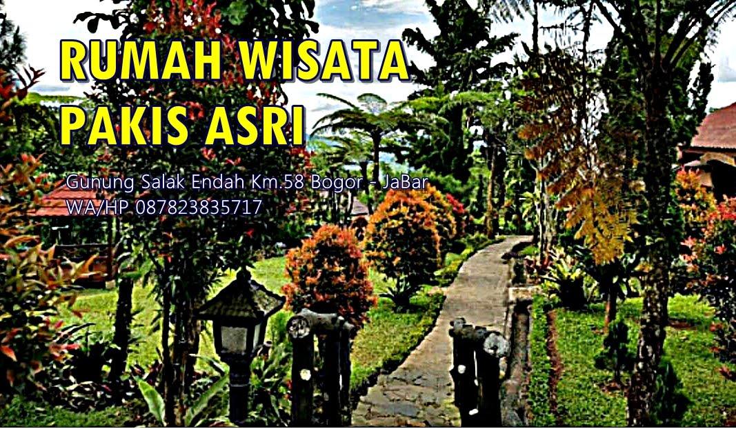 RUMAH WISATA PAKIS ASRI