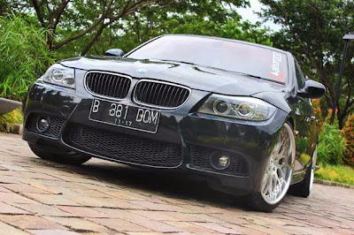 Modification BMW 320i E90 2012