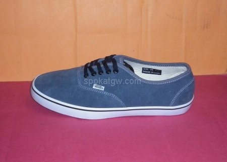 Vans Authentic Grey Suede