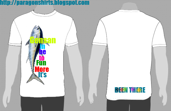 Gensan Design Shirts