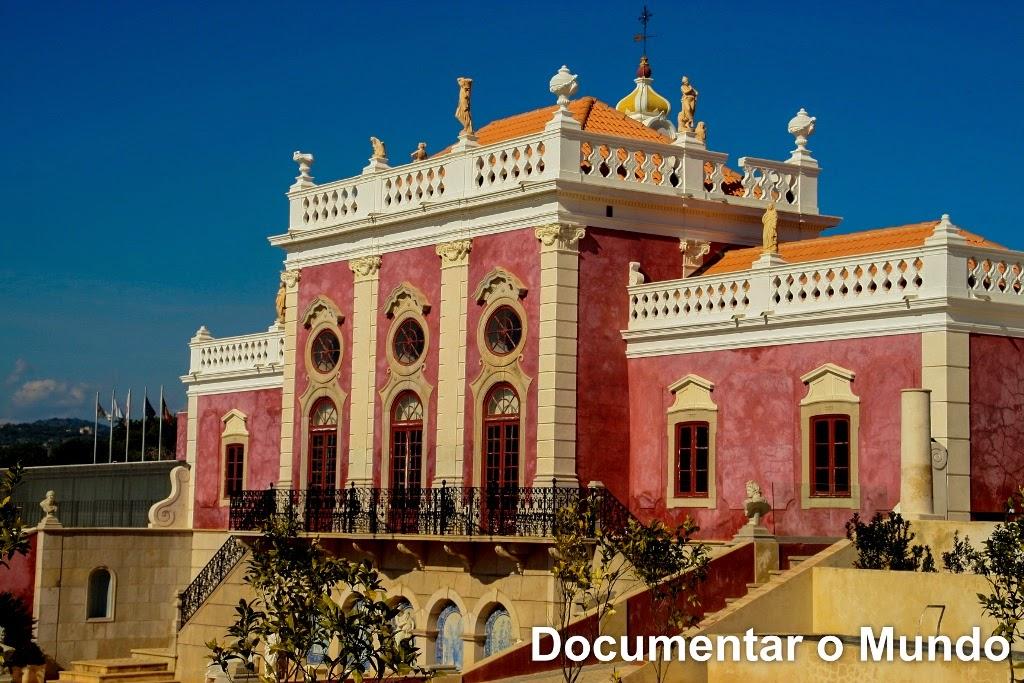 Palácio de Estói; Pousada de Portugal; Algarve