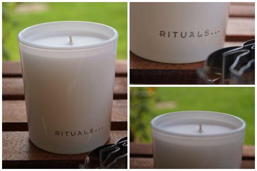 Rituals Kerze Lanvendel