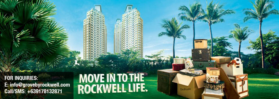 The Grove by Rockwell | +639178132871 | Inquire Now! Own Your Grove Unit.
