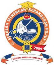 Logo Sekolah Menegah Kebangsaan Pujut