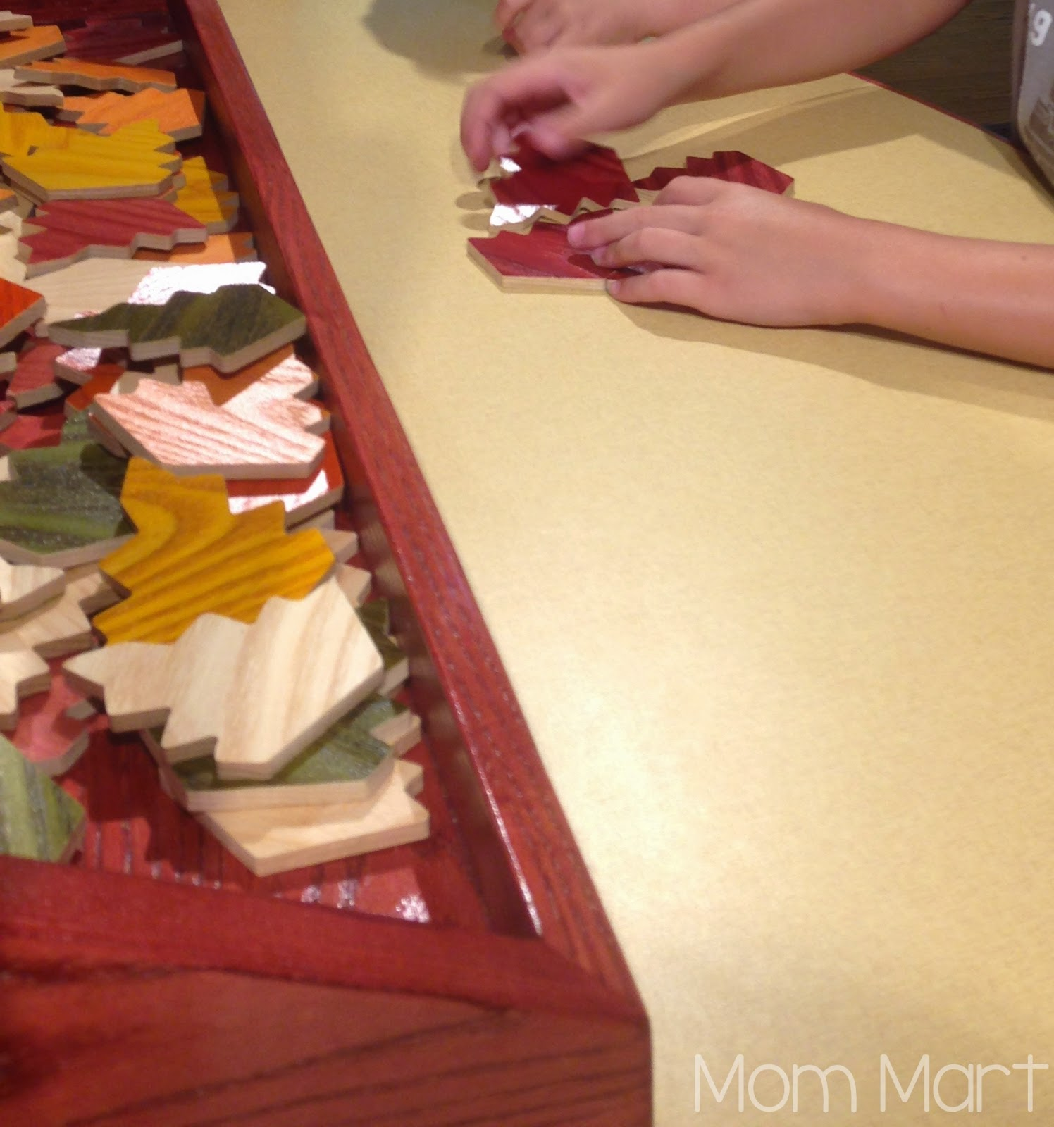 Fun and Free in Illinois: Red Oak Nature Center #Puzzle