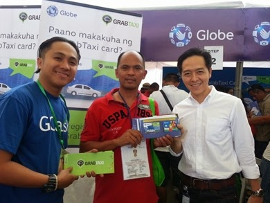 GCash powers GrabTaxi Philippines' reimbursement