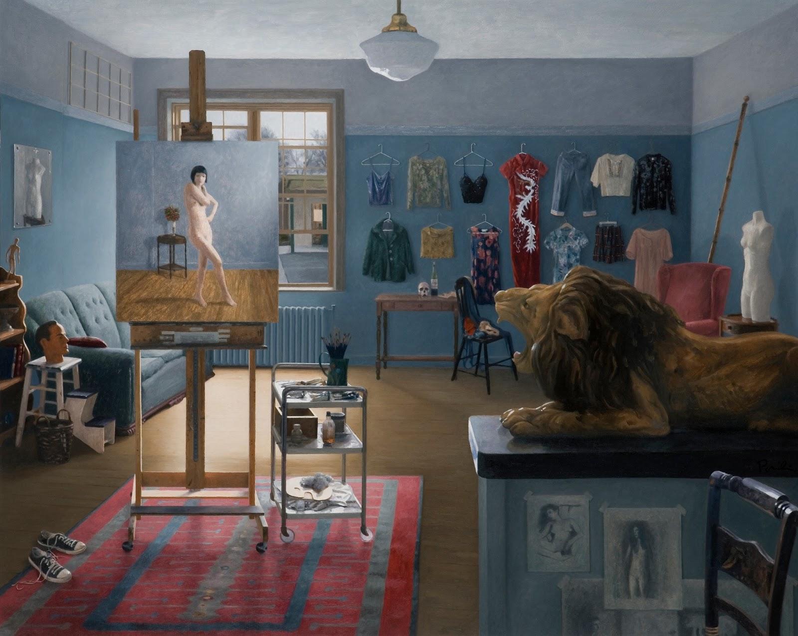 Artistu0027s Studio