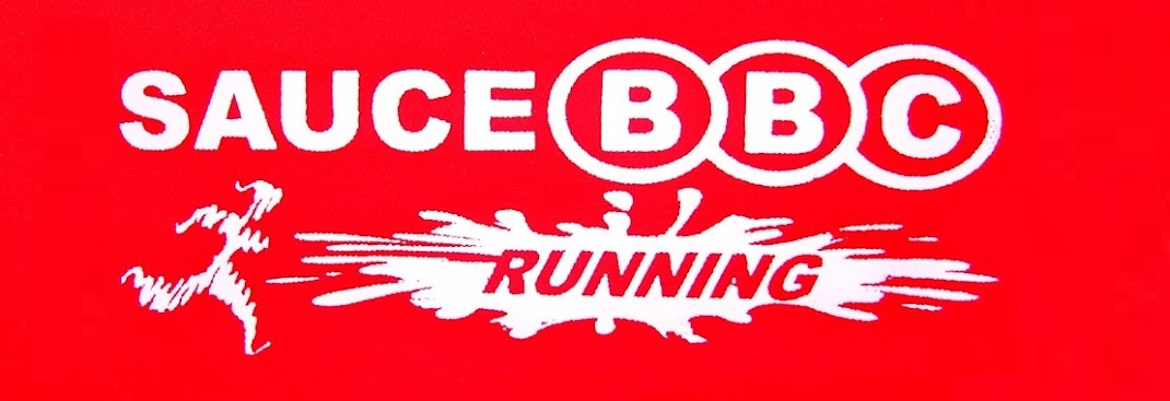 SAUCE BBC RUNNING