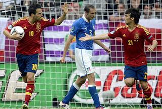 Tây Ban Nha Và Italia , euro 2012, video euro 2012